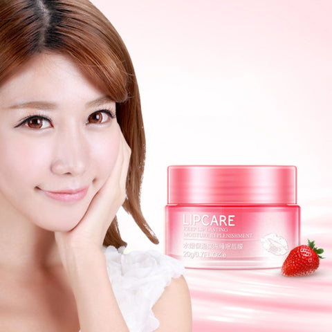Nourishing Lip Plumper Enhancer Night Cream