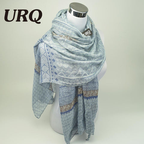 Stylish Soft Viscose Cotton Scarves