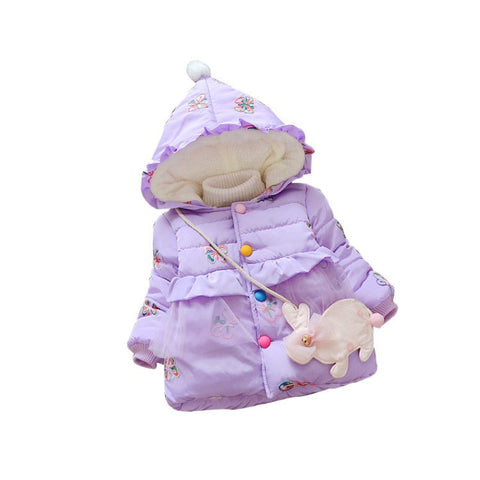 Baby Handmade Cotton Coat - MyShimi.com
