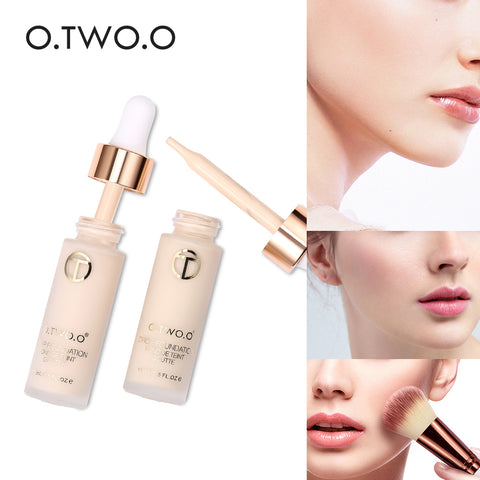 Flawless Concealer Liquid Foundation Makeup Primer - MyShimi.com