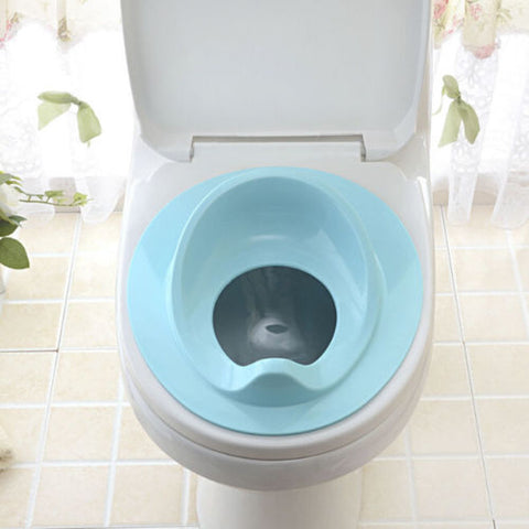 Potty Training Toilet Seat Padded Soft Ring - MyShimi.com