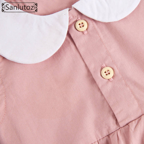 Premium Cotton Jumpsuits for Baby Girls
