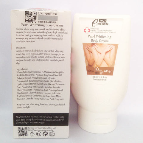 Premium Body Whitening and Bleaching Cream - MyShimi.com