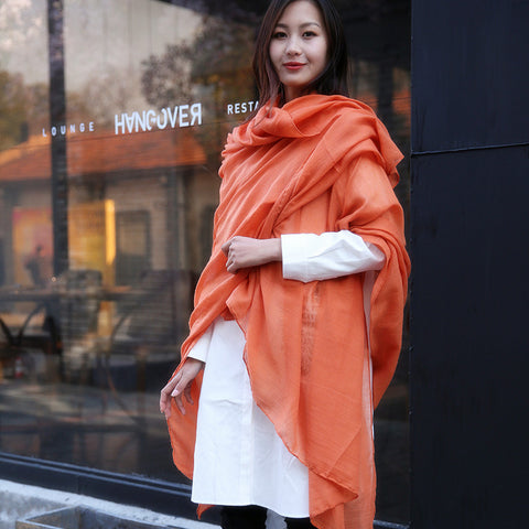 Cozy & Stylish Premium Quality Winter Scarves  for Ladies - MyShimi.com