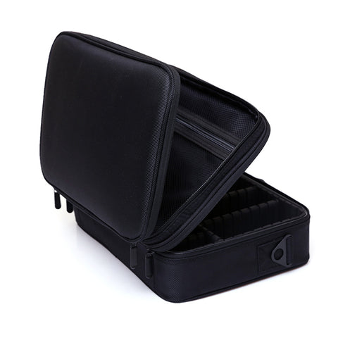 Professional Cosmetics Travel Makeup Organizer - MyShimi.com