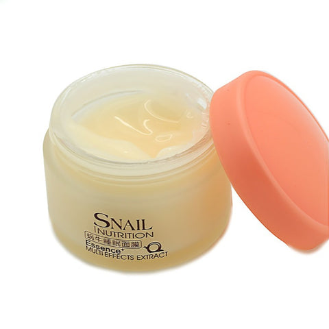 Snail Essence Moisturizing Night Cream