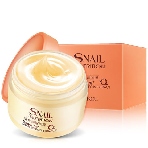 Snail Essence Moisturizing Night Cream - MyShimi.com