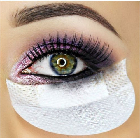 Multi-functional Eyeshadow Under-eye Shield Patch Makeup Tools - MyShimi.com