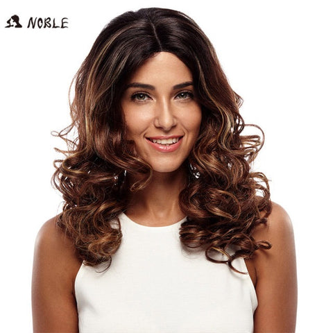 Fashionable Loose Wave Synthetic Hair Wigs for Women - MyShimi.com