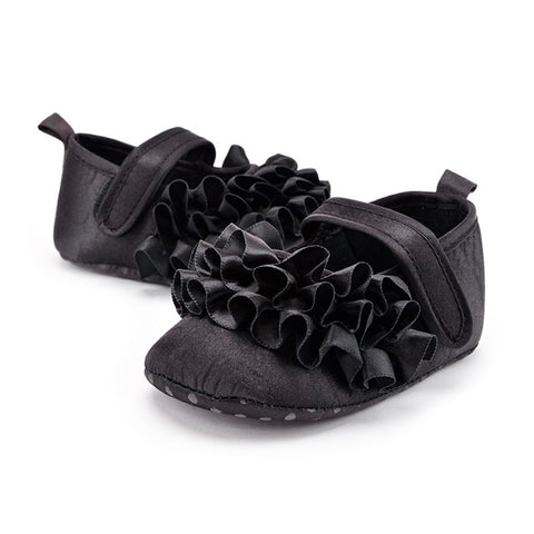 Pre-walker  Baby Girl Crib Shoes for  0-18 Months - MyShimi.com