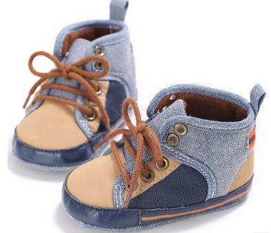 E & Bainel New Baby Shoes First Walker For 0-18 Months - MyShimi.com