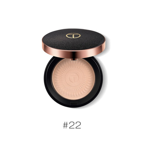 Basic Oil Control Make Up Powder Concealer with Puff - MyShimi.com