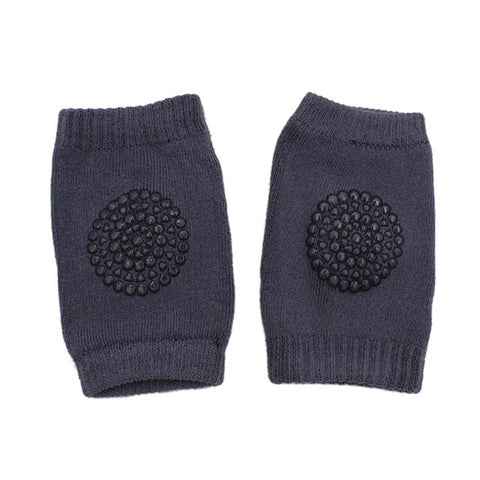 Pair of Soft Cotton Anti-Slip Crawling Cushion Knee Pad  for Toddler - MyShimi.com