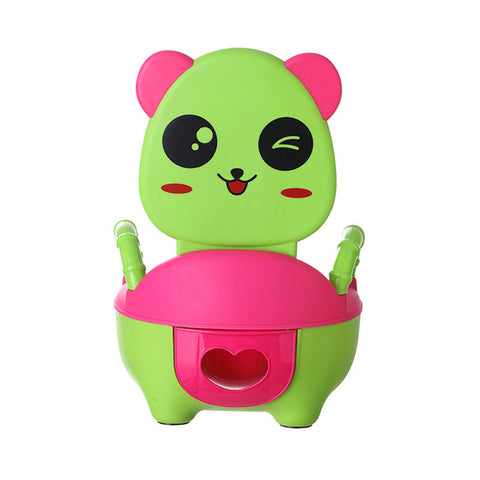 Portable Cute Cartoon Baby Potty Training Seat - MyShimi.com