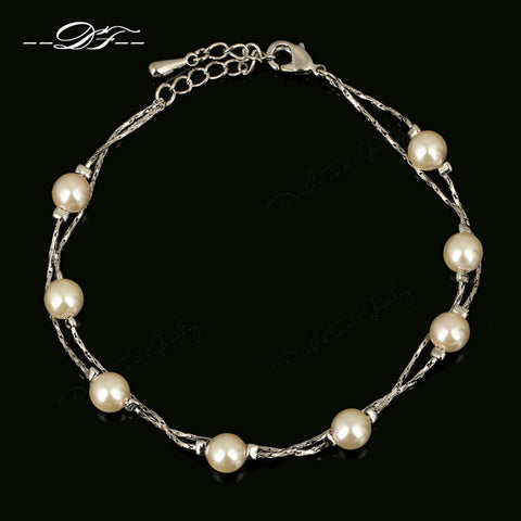 Charm Bracelets in Gold and Platinum - MyShimi.com