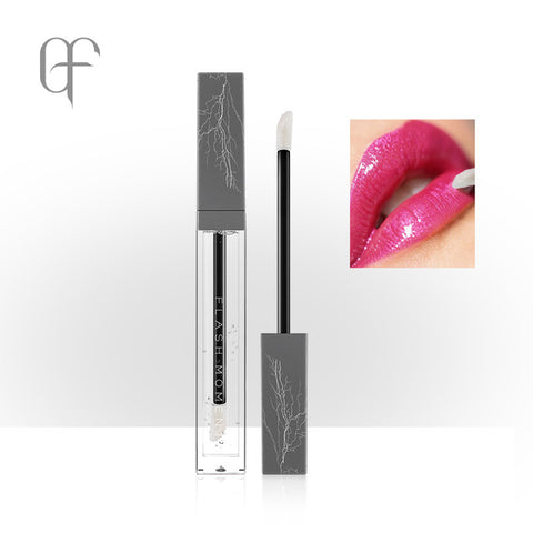 Clear Waterproof Long Lasting Lip Gloss - MyShimi.com