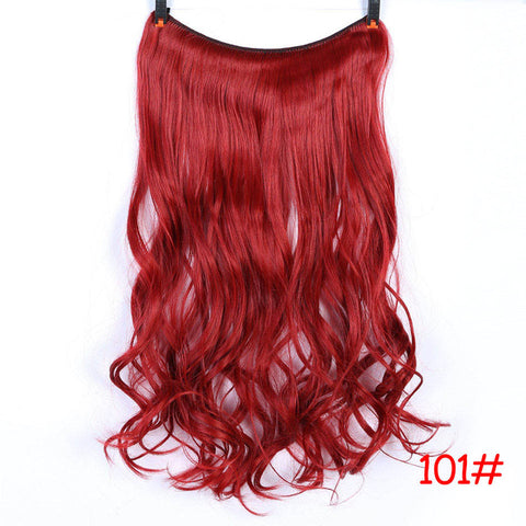 Natural Synthetic Hair Extensions - MyShimi.com