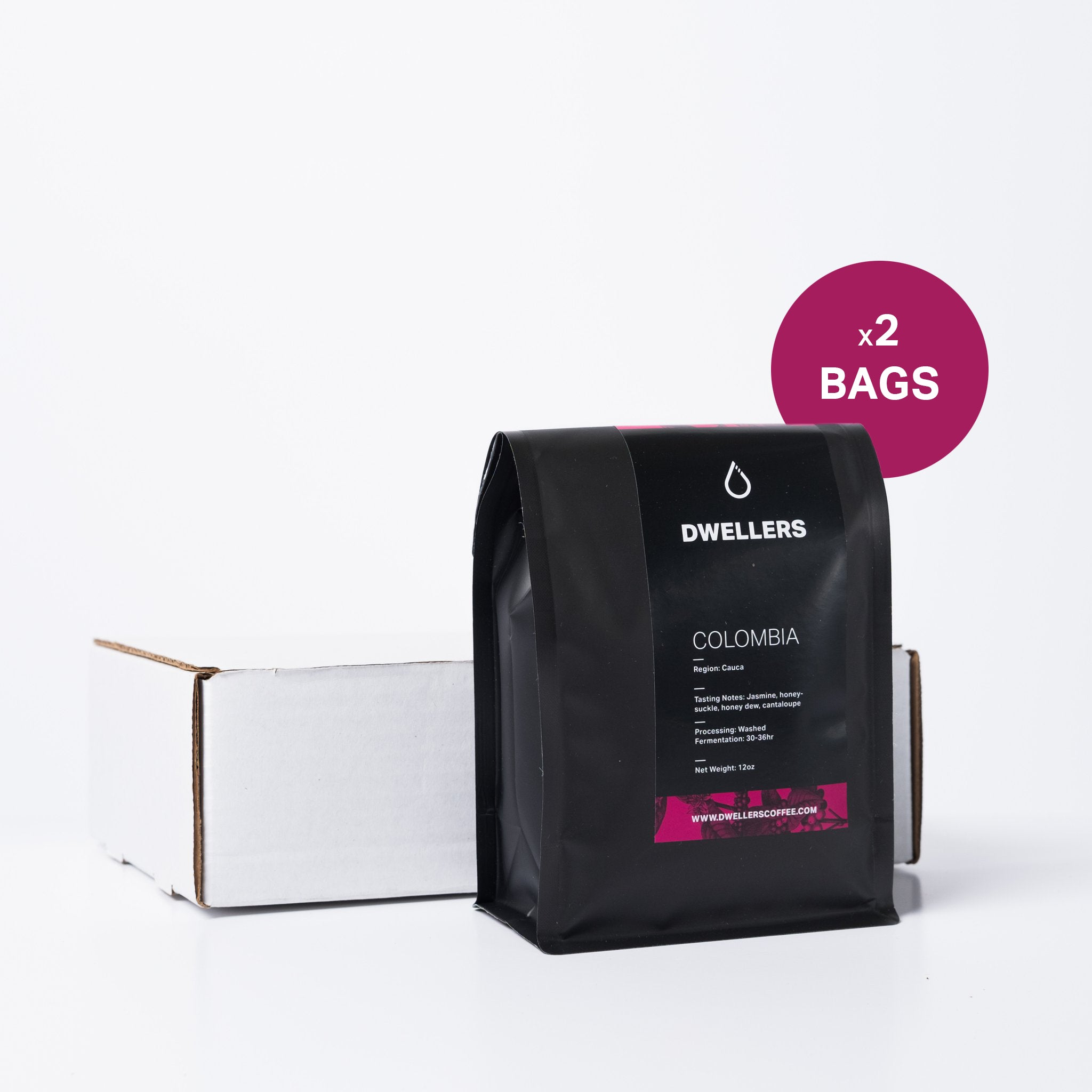 Subscription: Double Coffee Bag