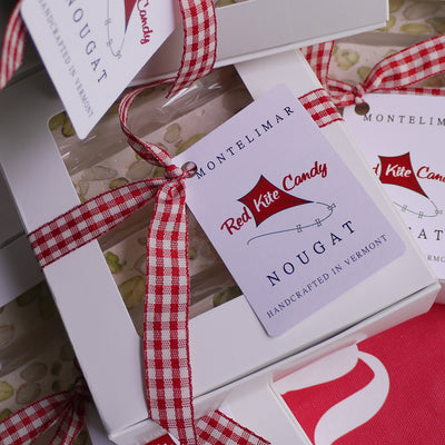 Red Kite Candy Nougat Box