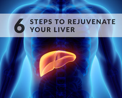 6 Steps to Rejuvenate your Liver