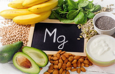 12 signs you are not getting enough Magnesium