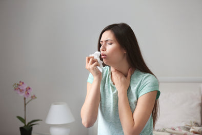 3 Steps to Rid Yourself of Pesky Allergies