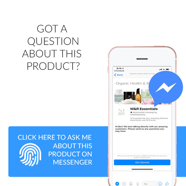 Ask a Question via FB Messenger
