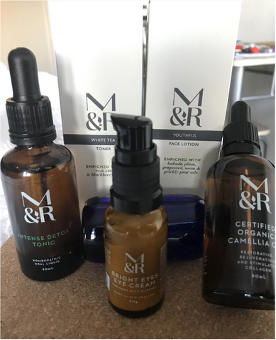 M&R Essentials Organic Skincare