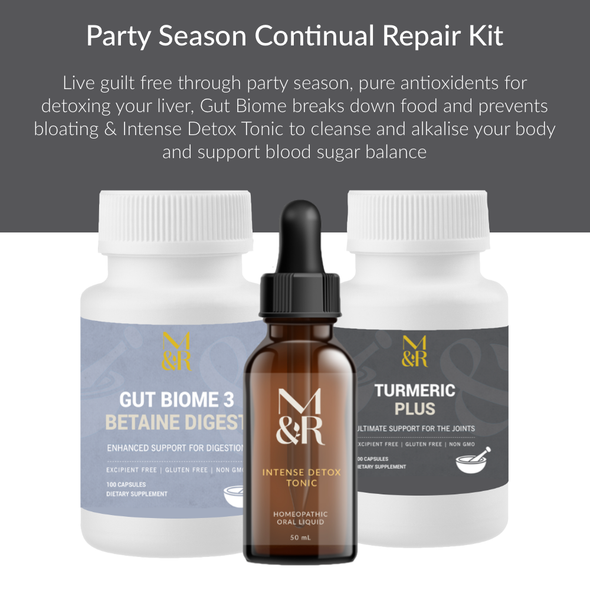 M&R Essentials Party Season Repair Kit