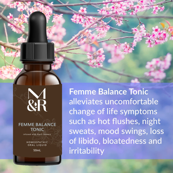 M&R Essentials Femme Balance Tonic
