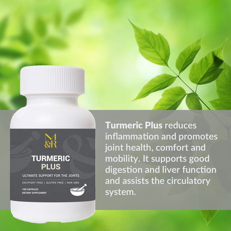 TUMERIC PLUS