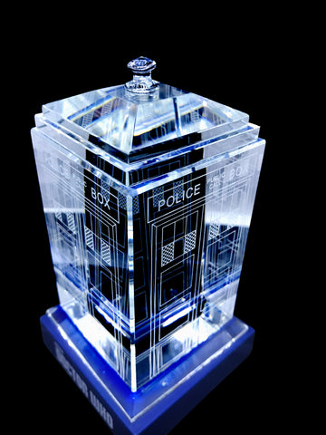 Classic Crystal TARDIS (ALMOST GONE!)
