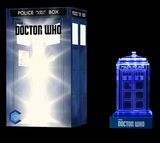 Crystal TARDIS (out of stock)
