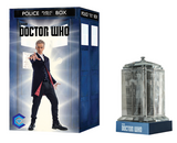 12th Doctor (Peter Capaldi) Crystal TARDIS