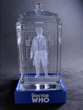 8th Doctor (Paul McGann) Crystal TARDIS