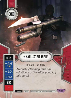 Kallus' Bo-Rifle