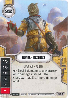 Hunter Instinct