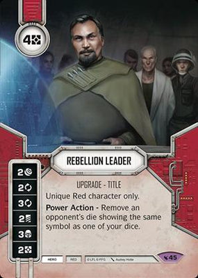 Rebellion Leader