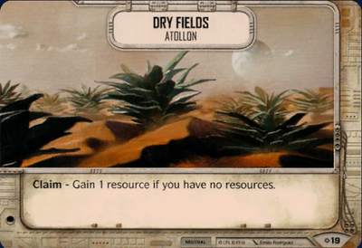 Dry Fields - Atollon