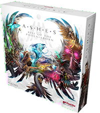 Ashes Rise Of The Phoenixborn Core Set