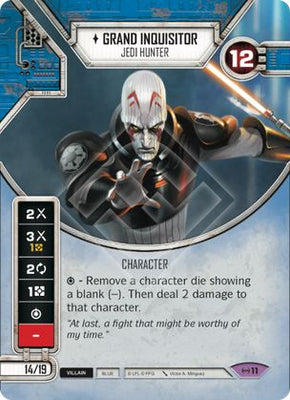 Grand Inquisitor - Jedi Hunter