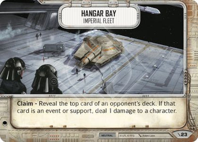 Hangar Bay - Imperial Fleet