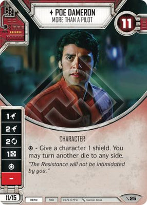 Poe Dameron - More Than A Pilot