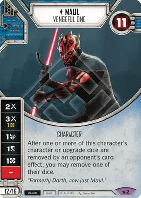Maul - Vengeful One
