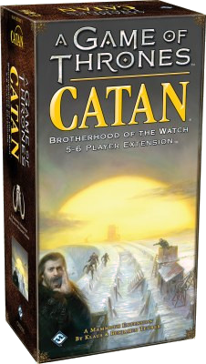 Catan, Game of Thrones: Brotherhood of the Watch - 5-6 Player Extension