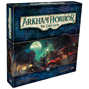 Core Set for the Arkham Horror The Card Game LCG