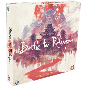 Battle For Rokugan, A Legend of the Five Rings board game