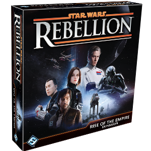 Star Wars Rebellion Expansion, Rise of the Empire