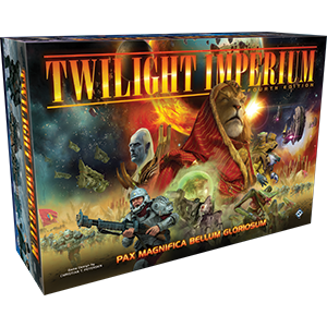 Twilight Imperium 4th Edition