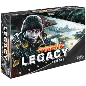 Pandemic Legacy Season 2, Black Box